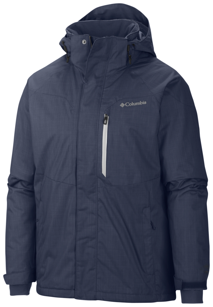Columbia Men's Alpine Action Jacket Nocturnal-30