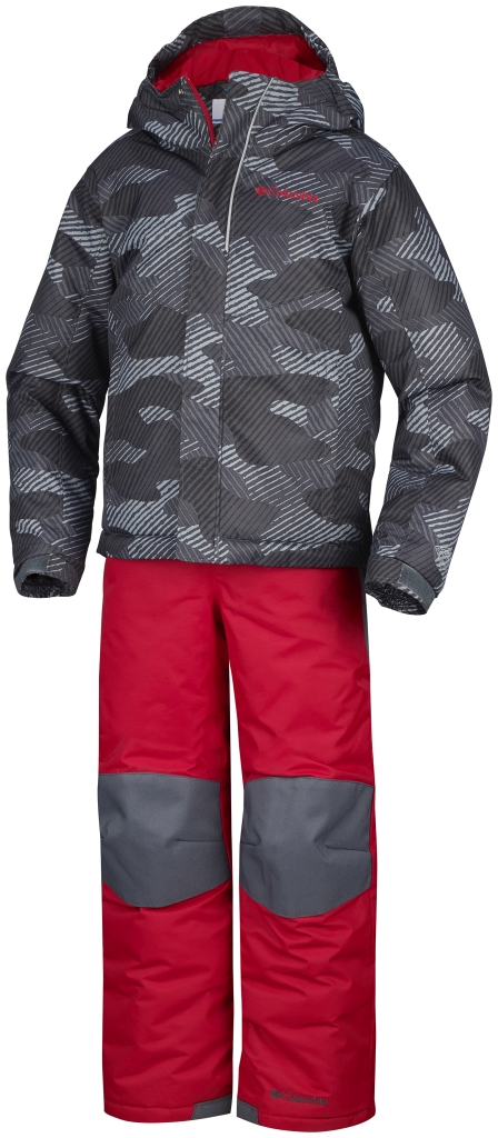 Columbia Buga Set Black Camo-30