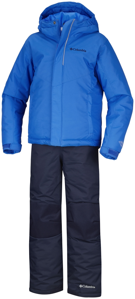 Columbia Buga Set Hyper Blue-30