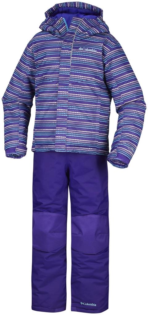 Columbia Buga Set Hyper Purple Stripe-30