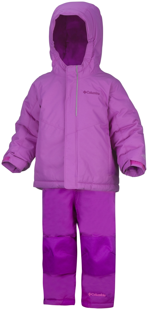 Columbia Youth Buga Set – Toddler Foxglove Bright Plum-30