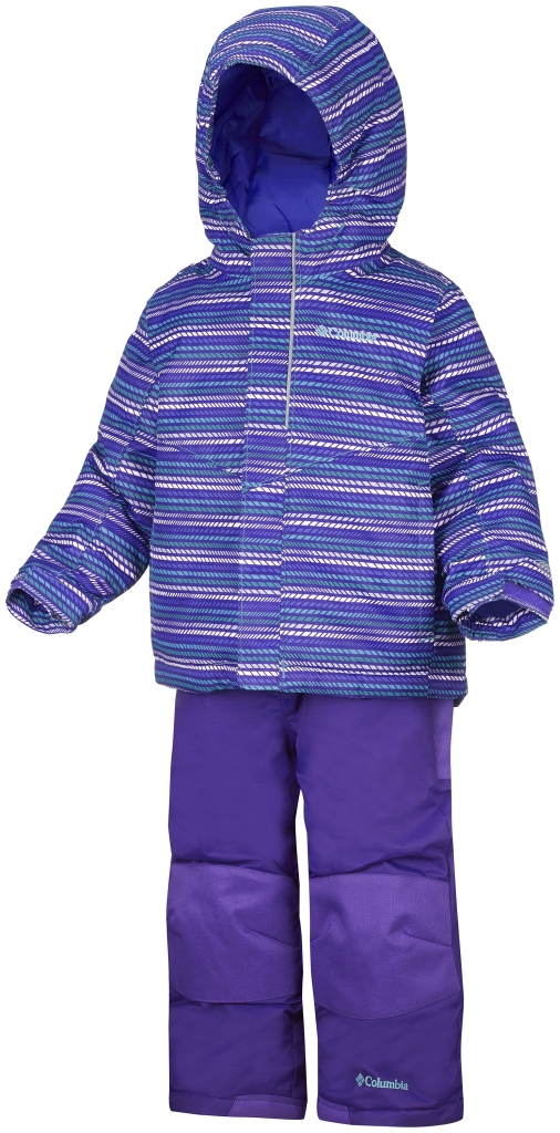 Columbia Buga Set – Infant Hyper Purple Stripe-30