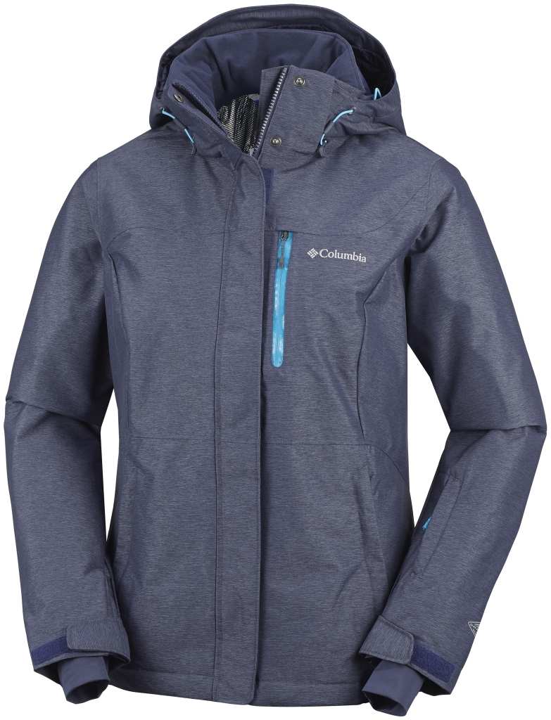 Columbia Alpine Action Oh Jacke Für Damen Nocturnal-30