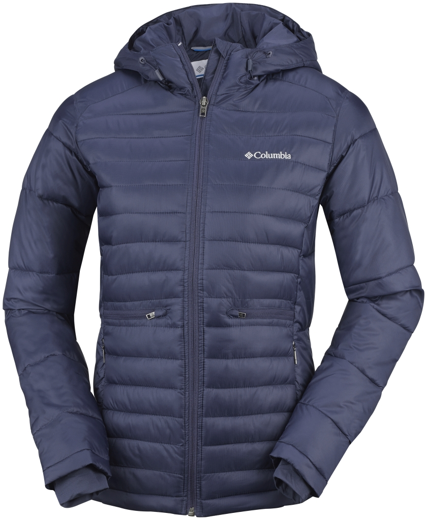 Columbia Women´s Powder Pillow Jacket Nocturnal-30