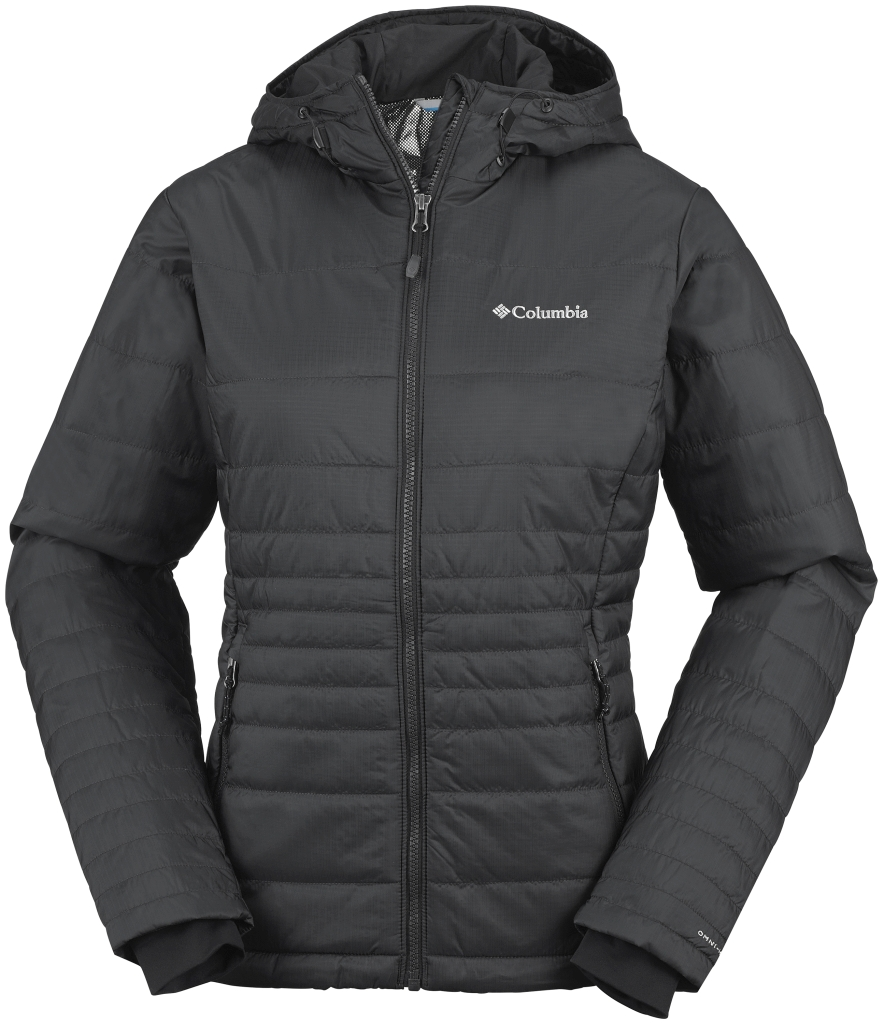 Columbia Women's Go To Hooded Jacket Black-30