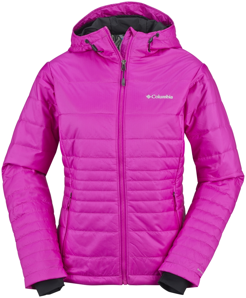 Columbia Women's Go To Hooded Jacket Groovy Pink-30