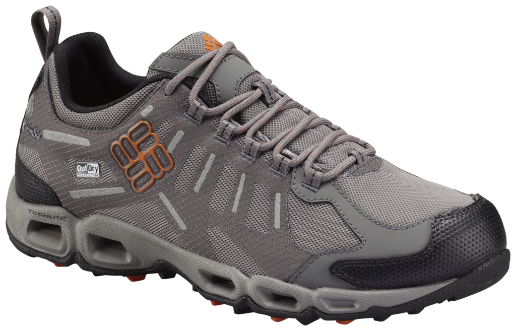 Columbia Men's Ventfreak Outdry® Multi-Sport Shoe Light Grey Heatwave-30