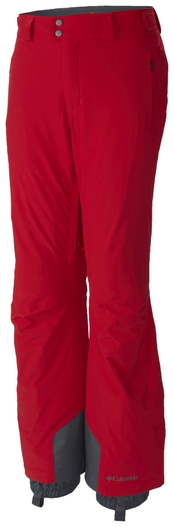 Columbia Men's Millennium Blur Pant Bright Red-30