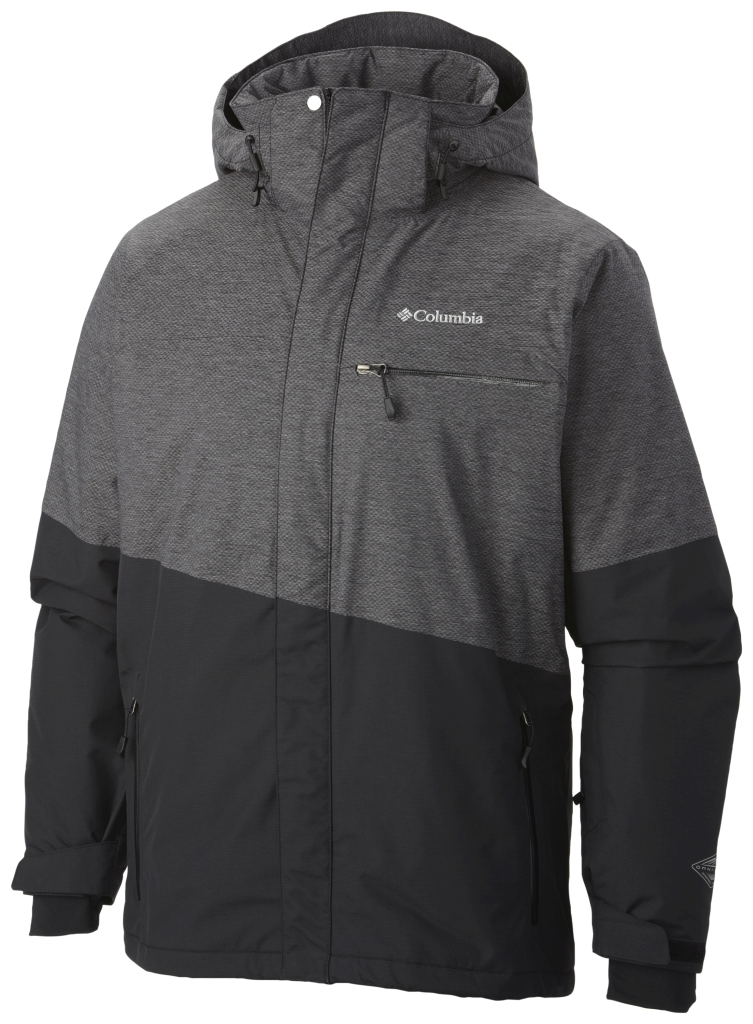 Columbia Men's Piste Beast Jacket Black-30