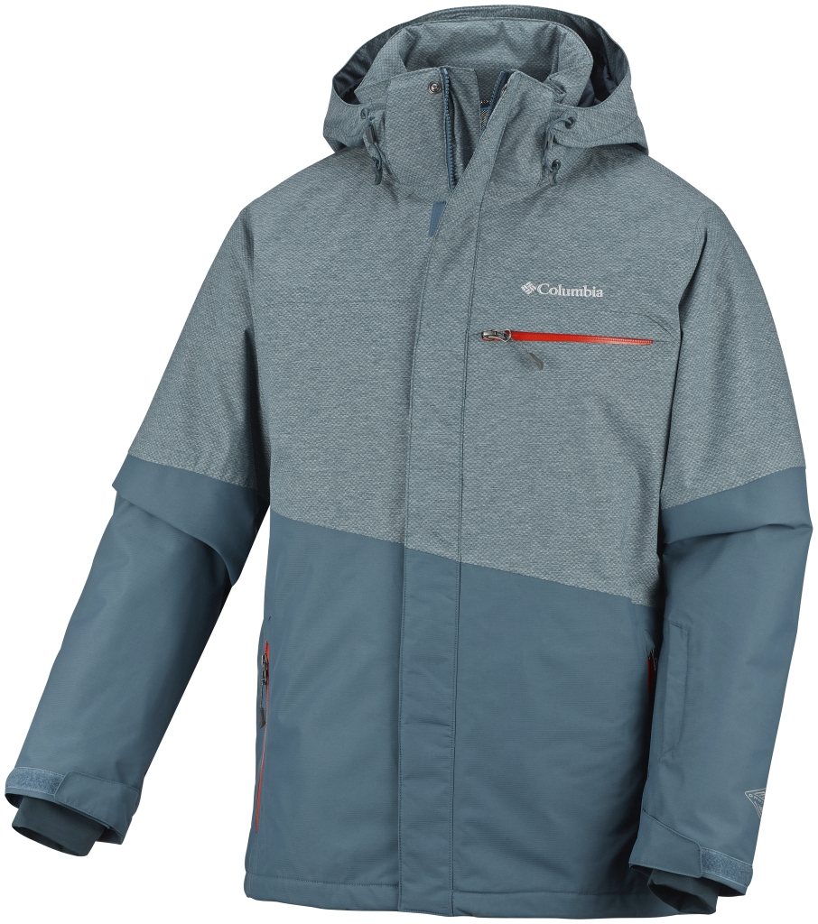 Columbia Men's Piste Beast Jacket Everblue-30