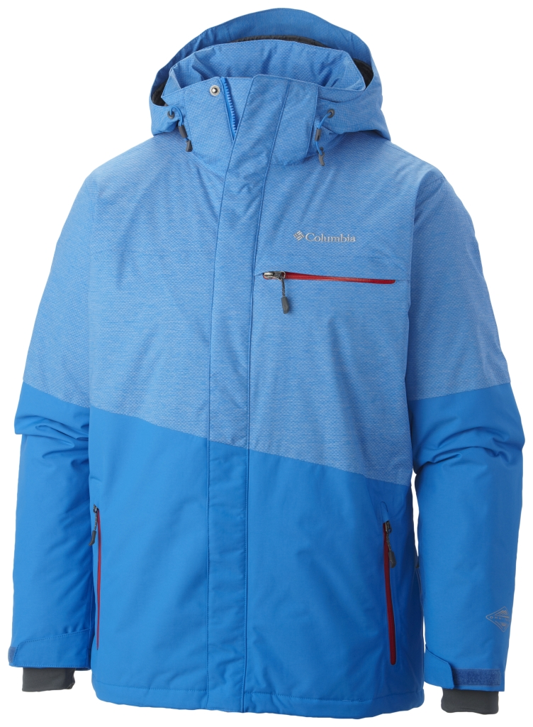 Columbia Men's Piste Beast Jacket Hyper Blue-30