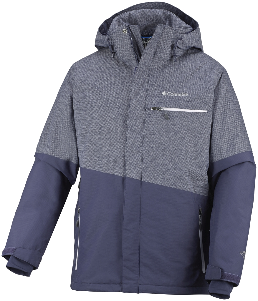 Columbia Men's Piste Beast Jacket Nocturnal-30