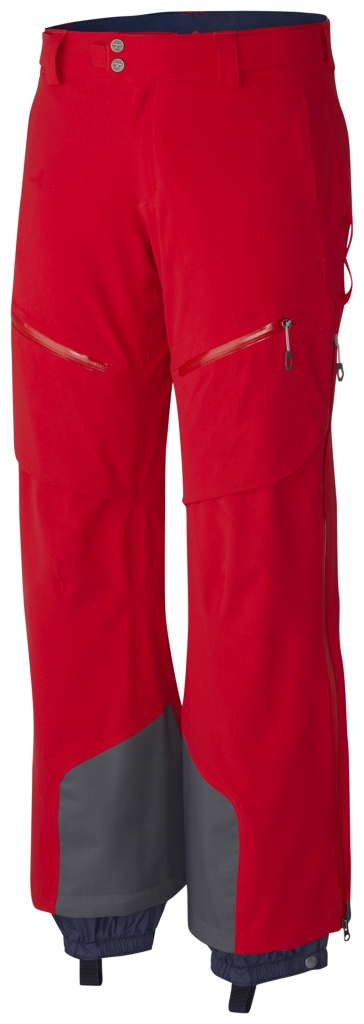 Columbia Men's Jump Off Cargo Pant Bright Red-30