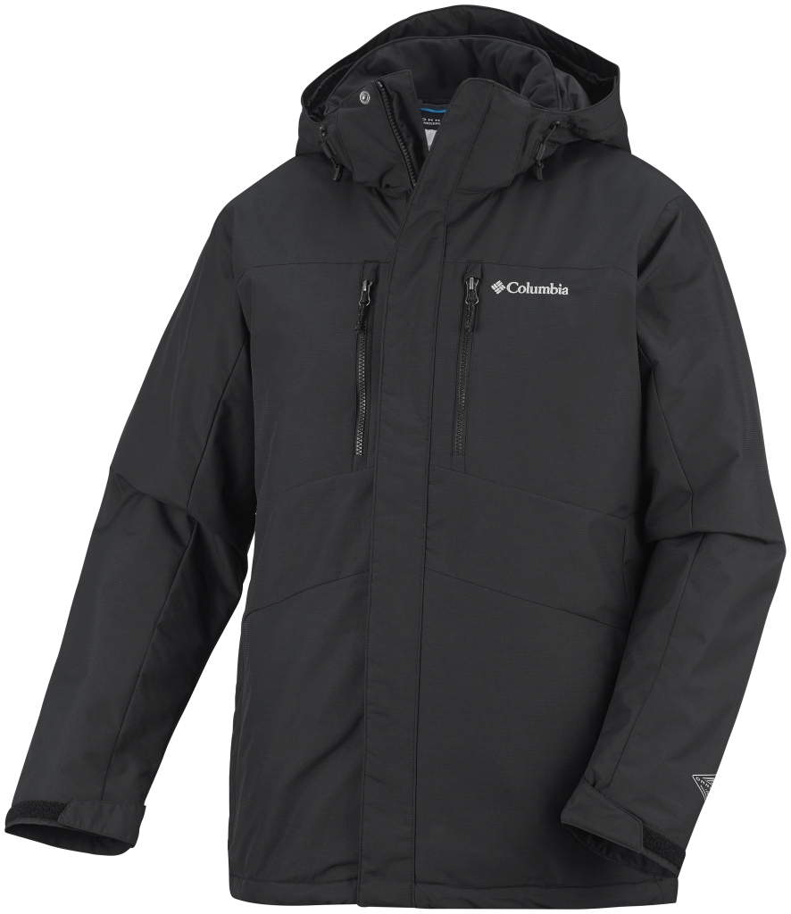 Columbia Men´s Alpine Vista II Jacket Black-30