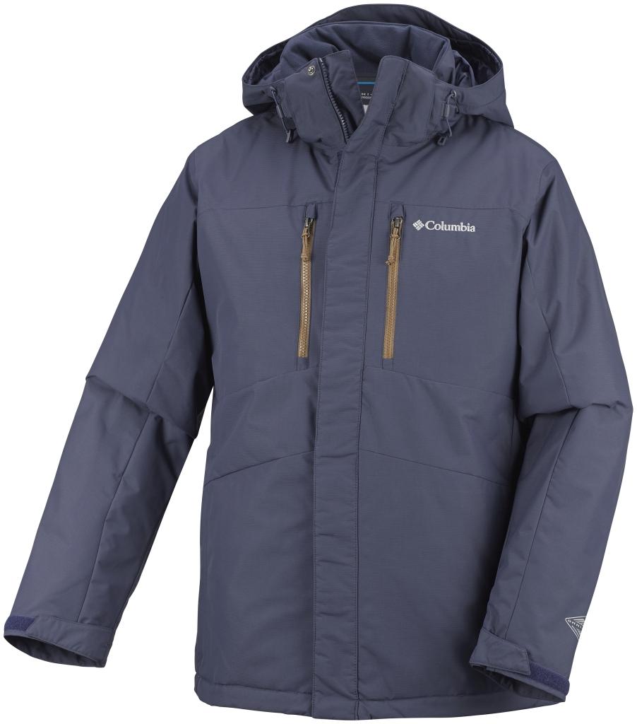 Columbia Men´s Alpine Vista II Jacket Nocturnal-30