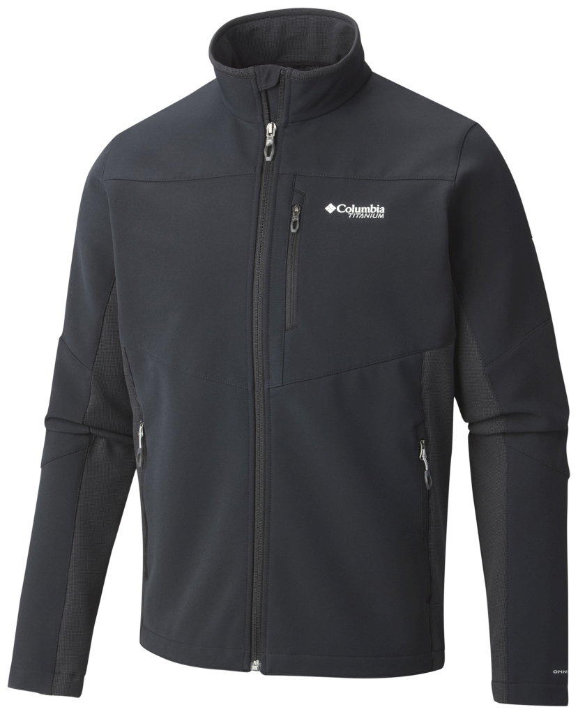 Columbia Men's Titan Ridge Hybrid Jacket Black-30