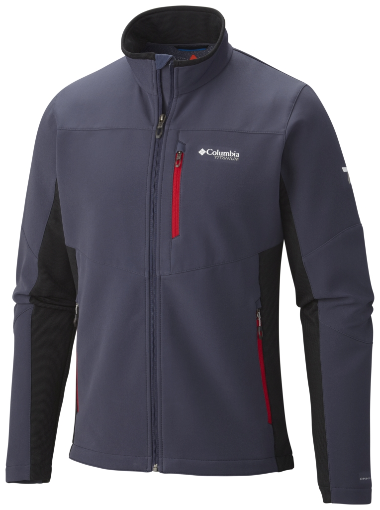 Columbia Men's Titan Ridge Hybrid Jacket Nocturnal-30