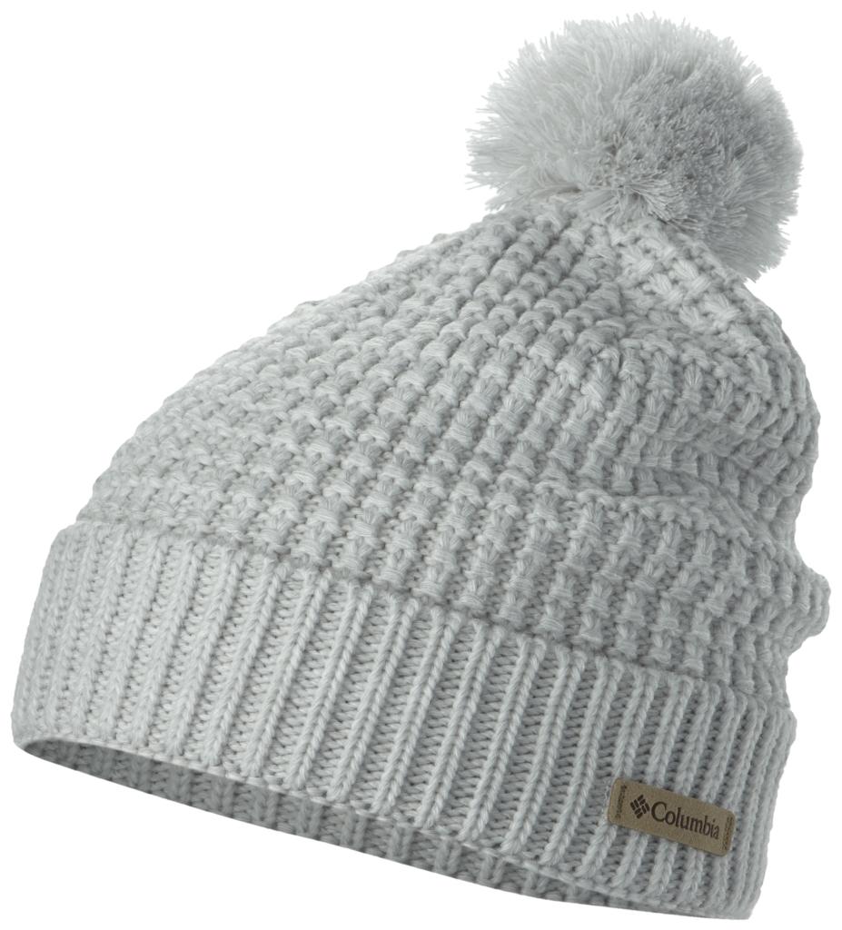 Columbia - Women's Mighty Lite Watch Cap Sea Salt - Cool Grey - Hats & Caps -