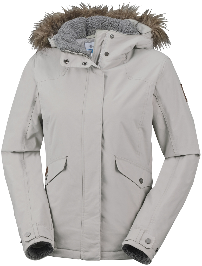 Columbia Women´s Grandeur Peak Jacket Flint Grey-30