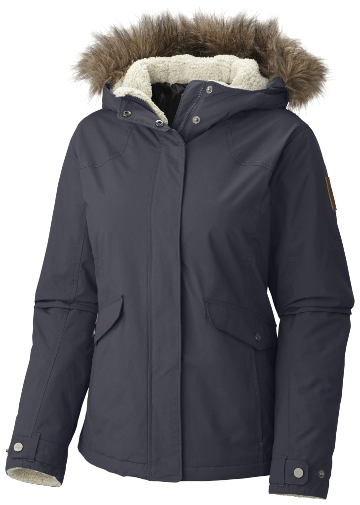 Columbia Women´s Grandeur Peak Jacket India Ink-30