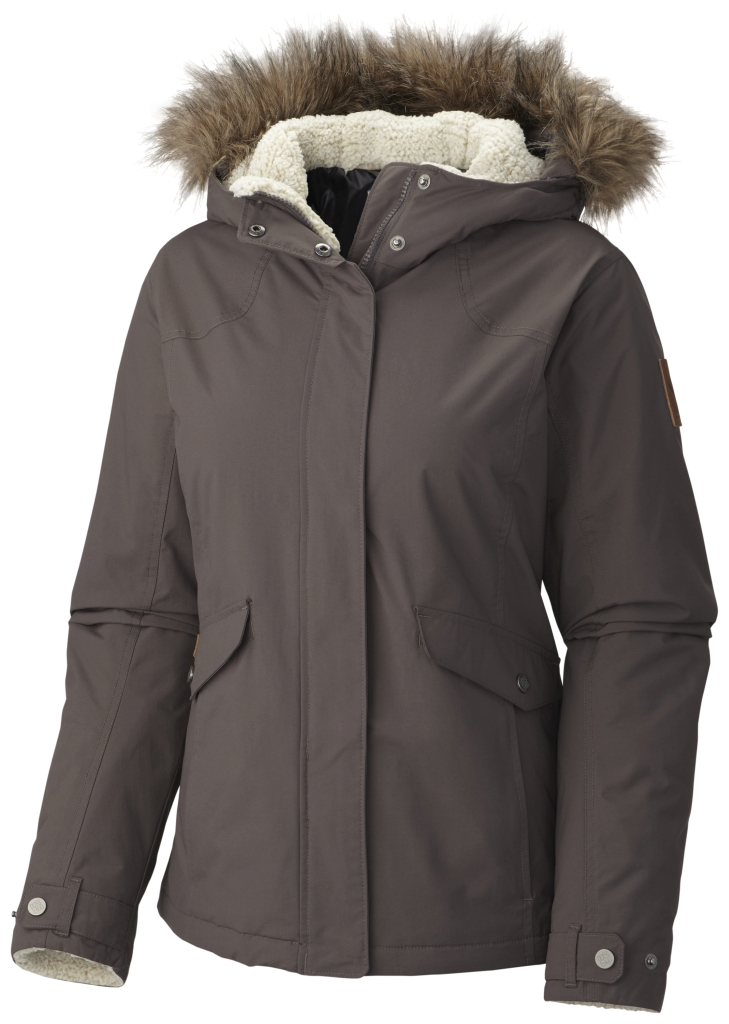 Columbia Women´s Grandeur Peak Jacket Mineshaft-30