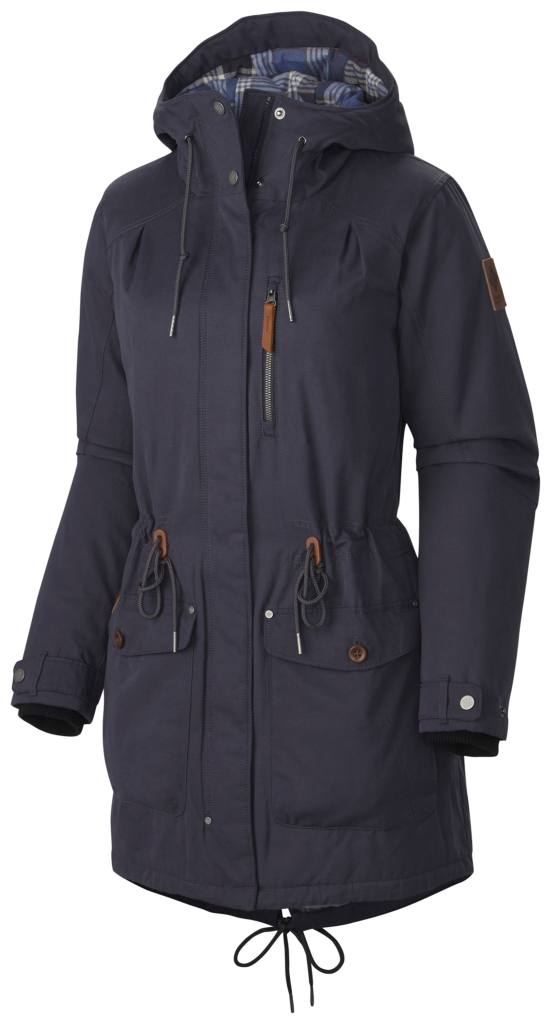 Columbia Women's Canyon Cross Jacket India Ink-30