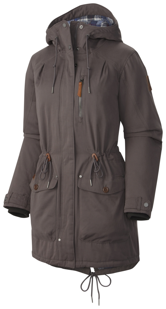 Columbia Women's Canyon Cross Jacket Mineshaft-30
