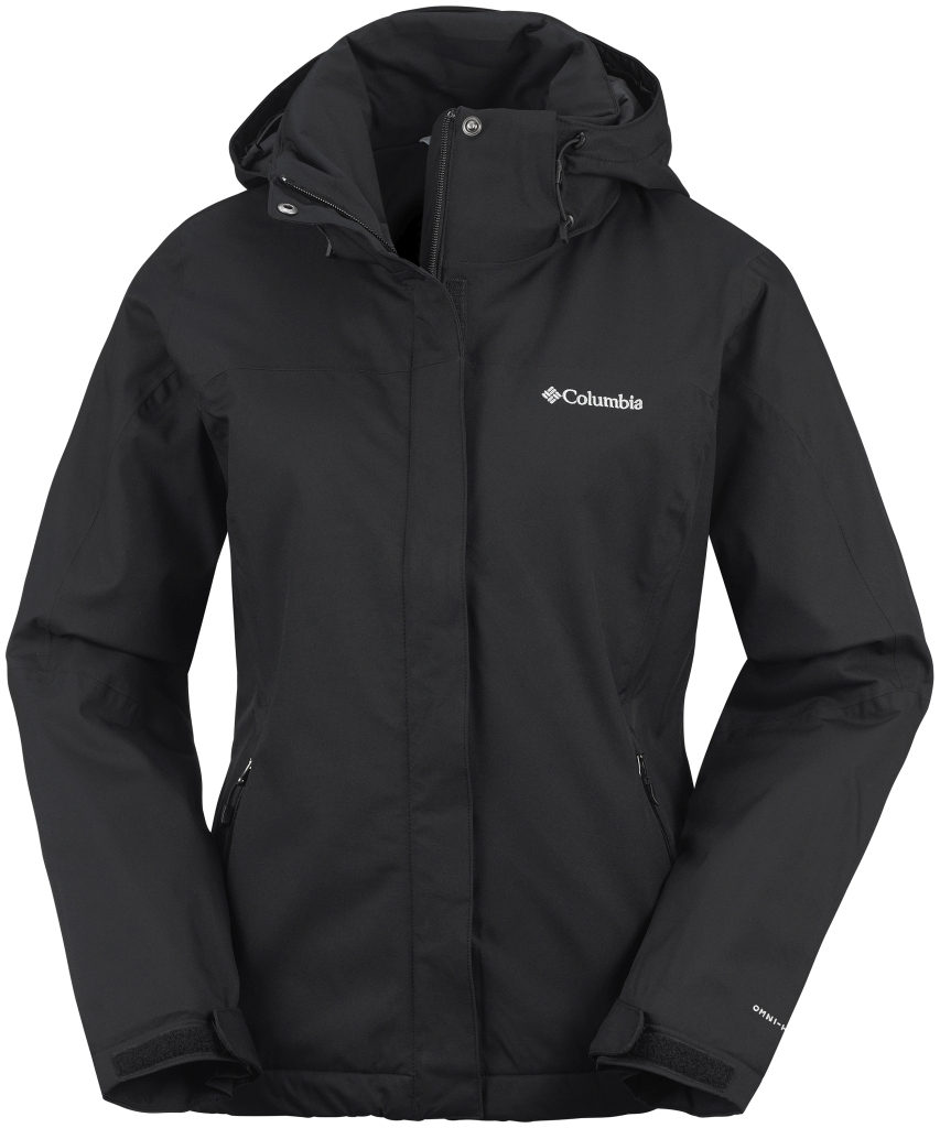 Columbia Women´s Everett Mountain Jacket Black-30