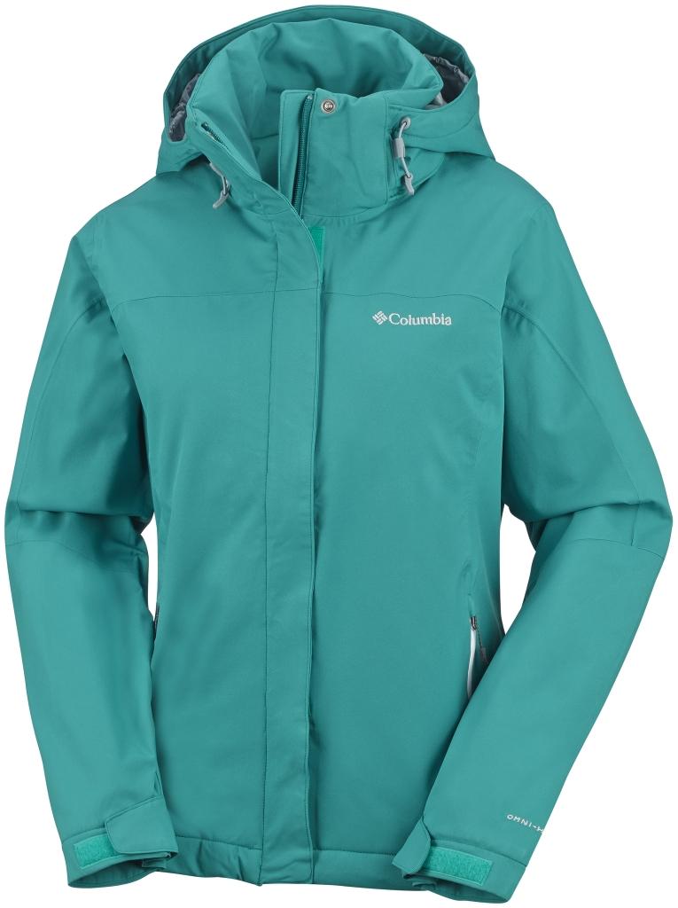Columbia Women´s Everett Mountain Jacket Emerald-30