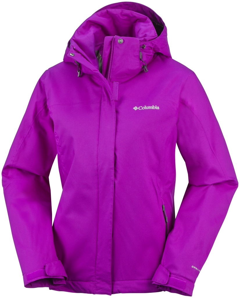 Columbia Women´s Everett Mountain Jacket Bright Plum-30