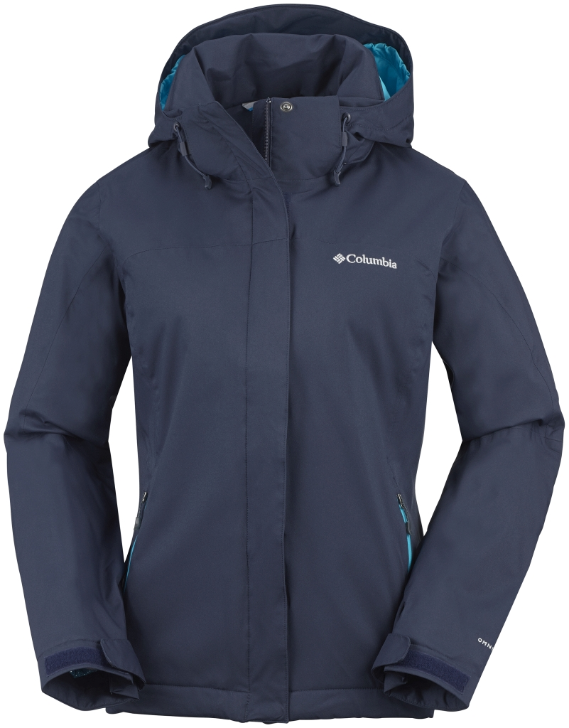 Columbia Women´s Everett Mountain Jacket Nocturnal-30