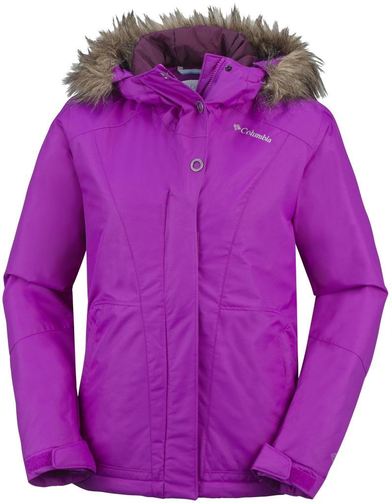 Columbia Women´s Alpine Vista Jacket Bright Plum-30
