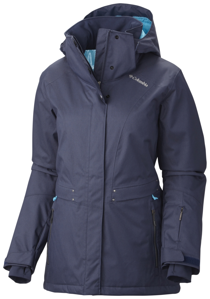 Columbia Women´s Winter Thrills Jacket Nocturnal Atoll-30