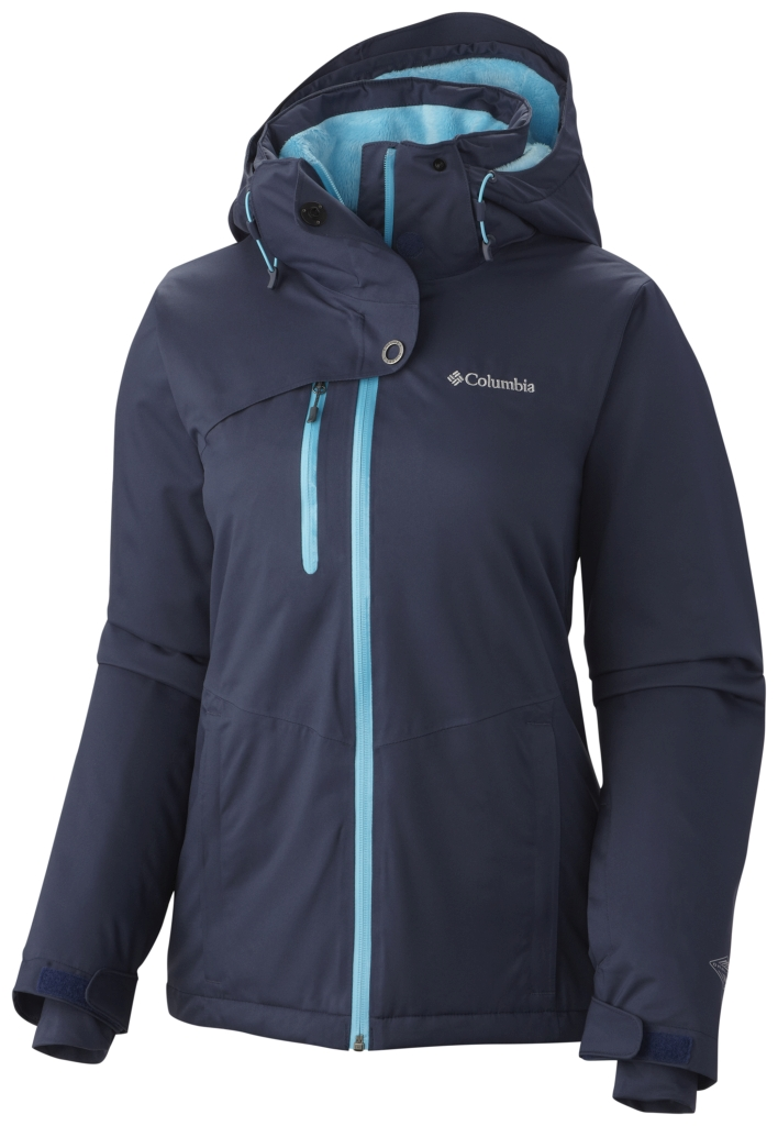 Columbia Women's Mile Summit Jacket Nocturnal-30