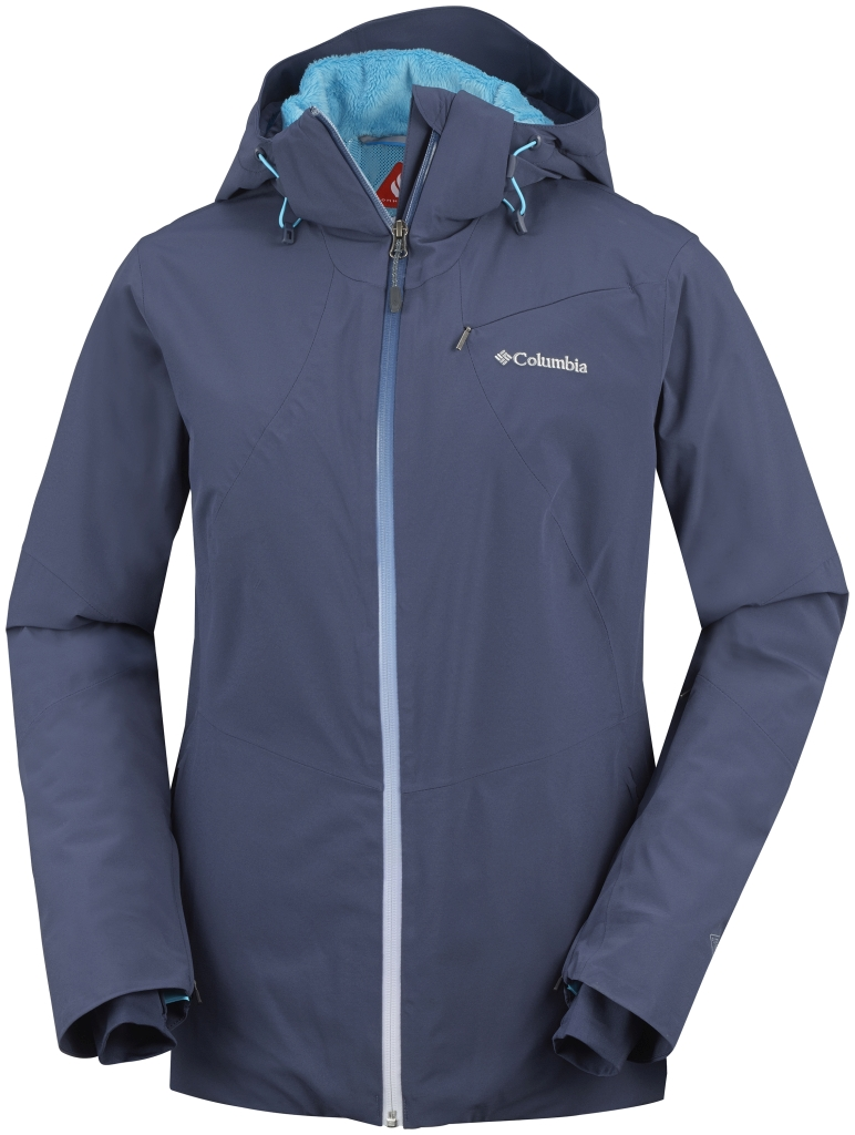 Columbia Women's Millenium Blur Jacket Nocturnal-30