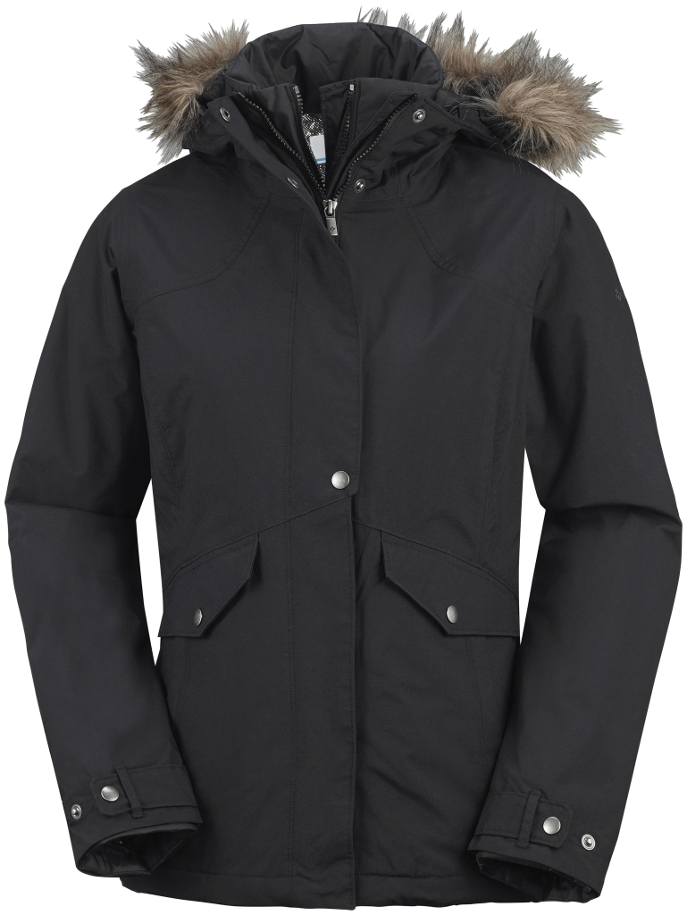 Columbia Women´s Sunset Vista Interchange Jacket Black-30