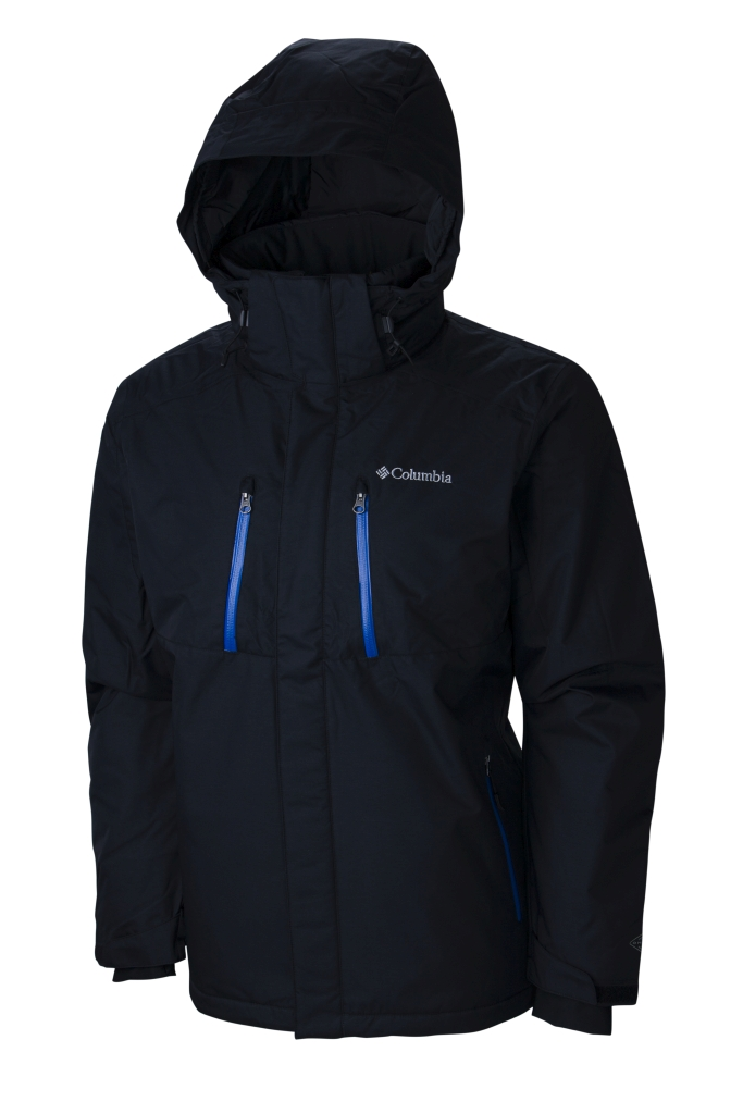 Columbia Men's Tetragon Jacket Black-30