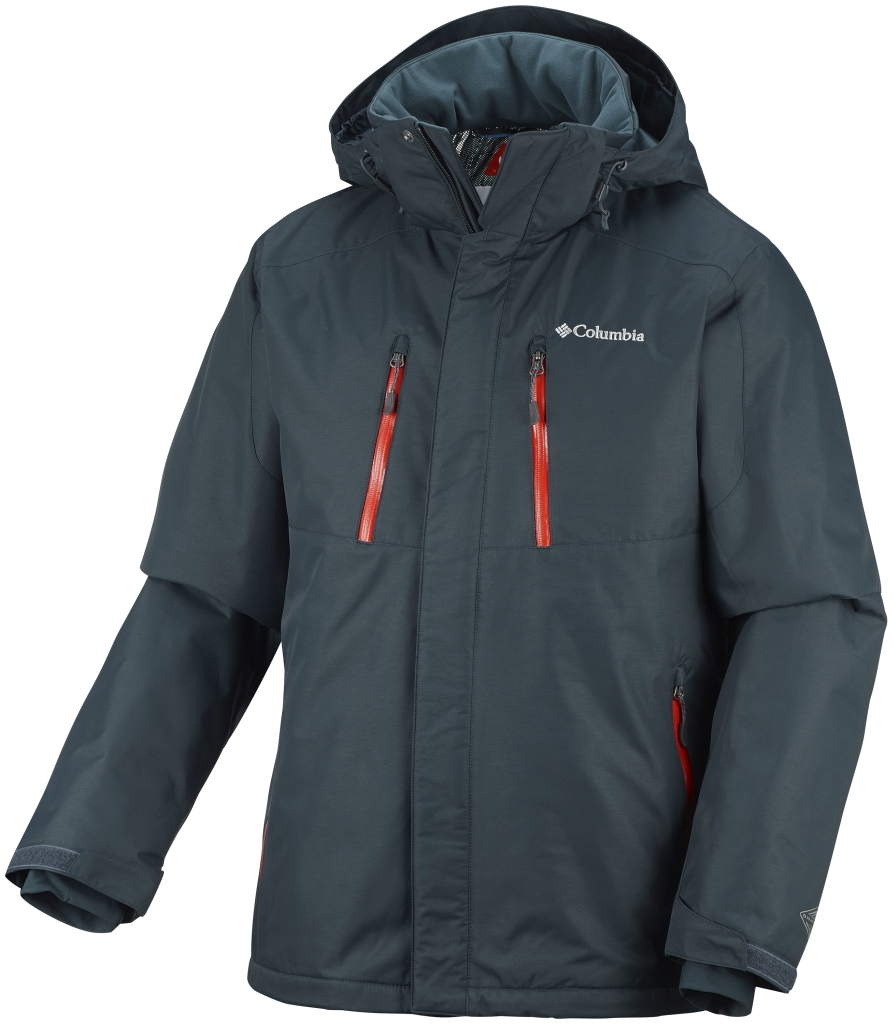 Columbia Tetragon Jacke Für Herren Night Shadow-30