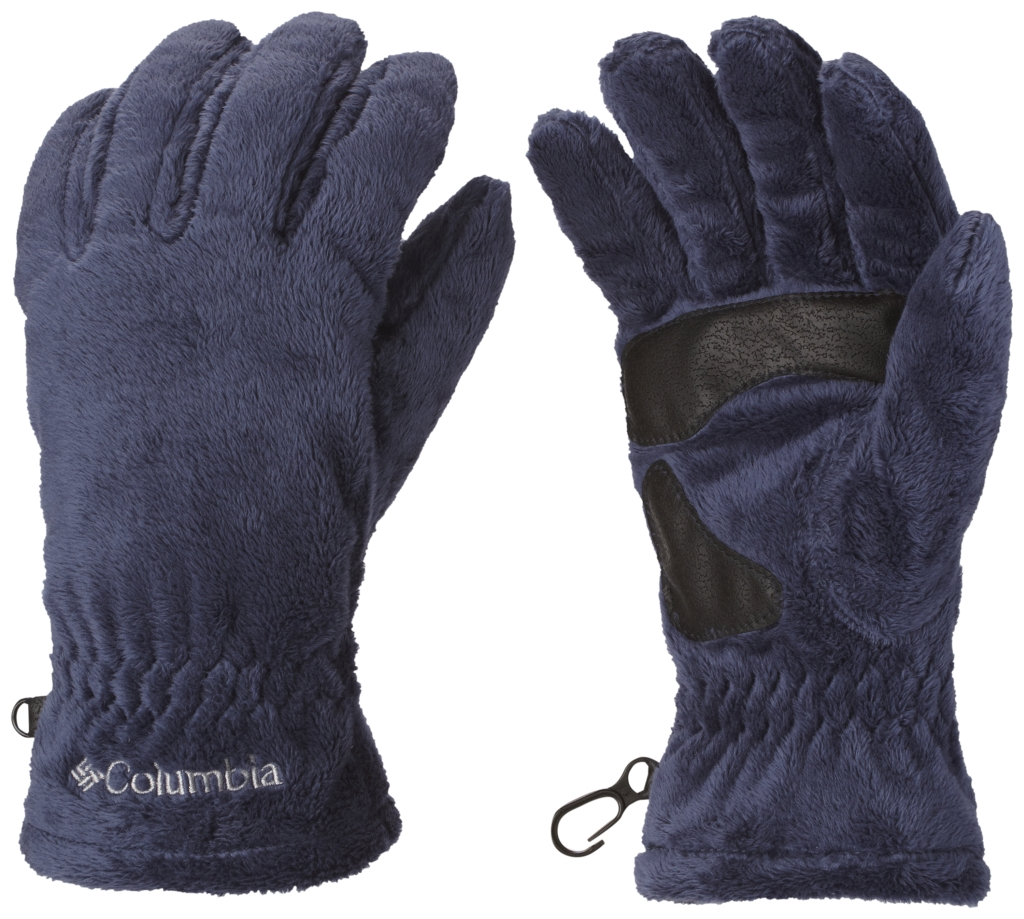 Columbia Women's Pearl Plush Glove Nocturnal-30