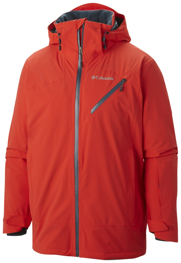 Columbia Men's Wild Card Jacket Spicy-30