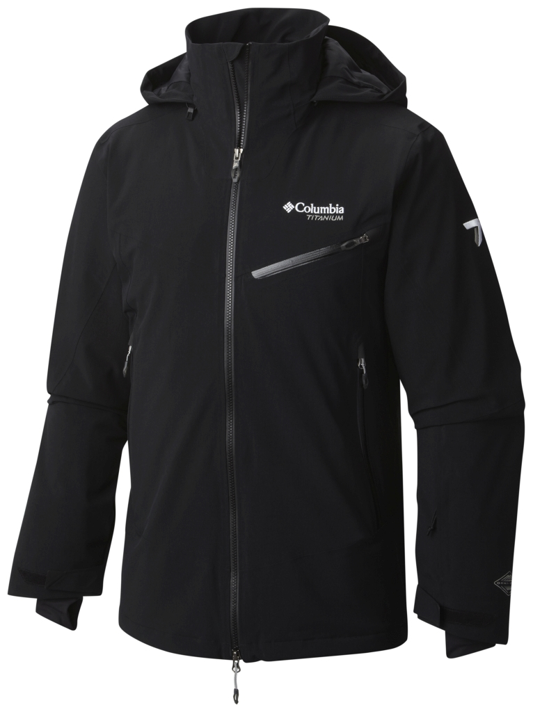 Columbia Men's Carvin' Jacket Black-30