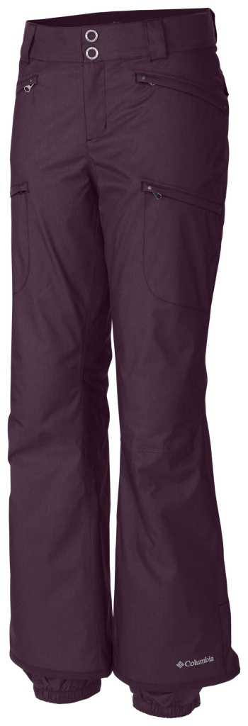Columbia Women´s Fierce Force Pant Purple Dahlia-30