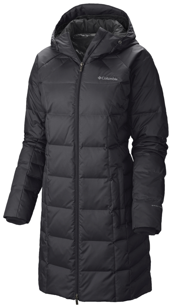 Columbia Women´s Continuum Crest Long Jacket Black-30