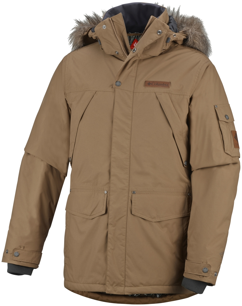 Columbia Men's High Pass Jacket Delta-30