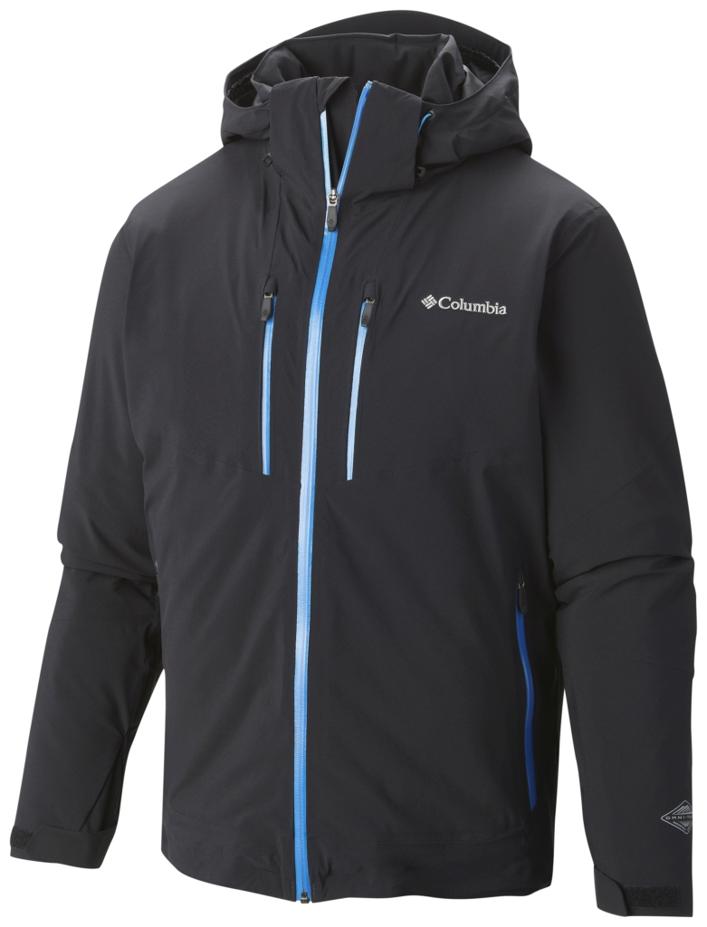 Columbia Men's Millennium Blur Jacket Black-30