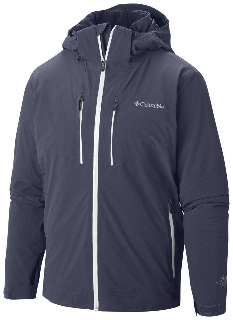 Columbia Men's Millennium Blur Jacket Nocturnal-30