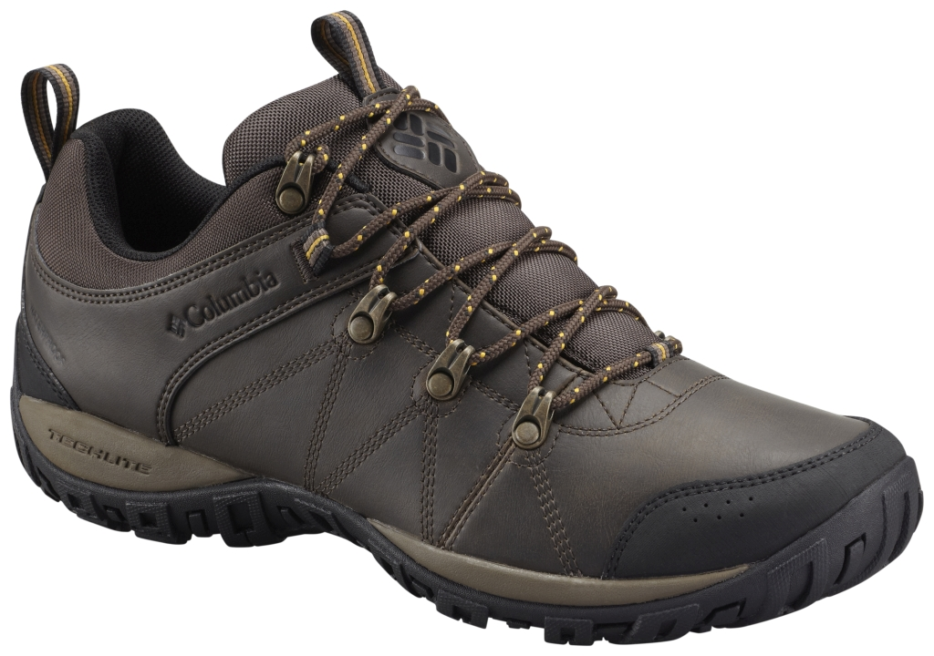 Columbia Men's Peakfreak Venture Waterproof Shoe Cordovan Squash-30
