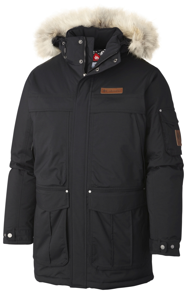 Columbia Men´s Sundial Peak Down Jacket Black-30