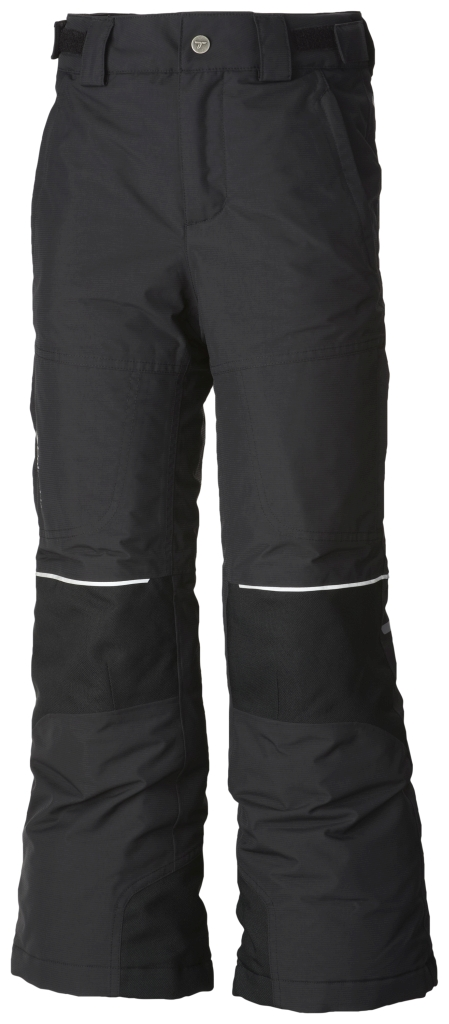 Columbia Youth Shreddin' Insulated Snow Pant Black-30