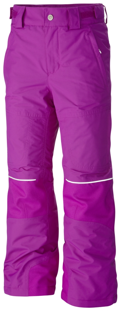 Columbia Youth Shreddin' Insulated Snow Pant Bright Plum-30